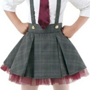 Matilda school girl costume